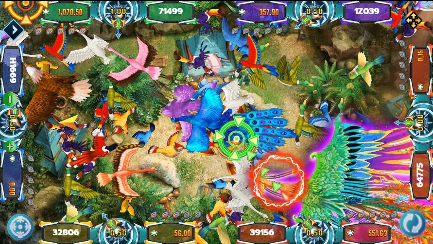 Bird Paradise เกมยิงปลาที่ไม่ใช่แค่ปลา