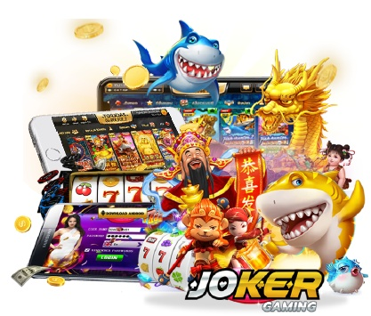 Joker Gaming 168 สล็อตโจ๊กเกอร์ เกมมิ่ง
