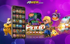Joker slot เกมสล็อตที่หลากหลายบนมือถือ