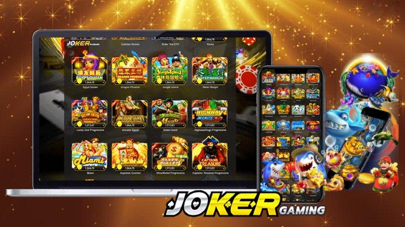 เกมโจ๊กเกอร์ เกมสล็อตออนไลน์บนมือถือ
