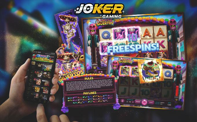 เว็บสล็อต Jokergaming